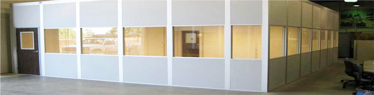 Customized Modular Office Solutions